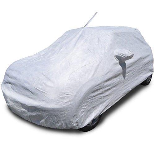 CarsCover Custom Fit 2006-2019 Mini Cooper Convertible Custom Car Cover for 5 Layer Heavy Duty Ultrashield