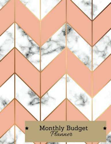 Monthly Budget Planner: : Weekly Expense Tracker, Bill Organizer, Notebook Business Money, Personal, Finance Journal Planning Workbook, Large Size ... (Expense Tracker Budget Planner) (Volume 2).