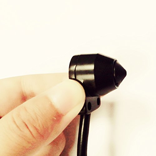 20P HD WiFi Hidden Cam, Spy Cam,Has Video Recording, Motion Activated,Small Surviellance Camera ()