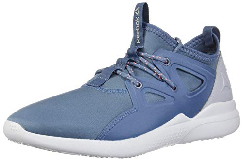 White Cloud Blue Women's Gray Spirit Reebok Shoes Studio Digital Slate Pink Motion Cardio qvgWwAwcFZ