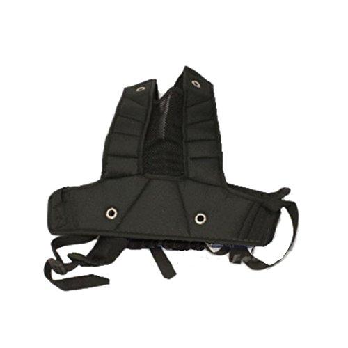 [Ryobi OEM Leaf Blower Harness Strap Assembly 901588003 Fits RY08420] (Ryobi Backpack)