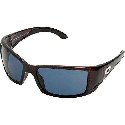 Costa Del Mar Blackfin Polarized Sunglasses Tort Gray