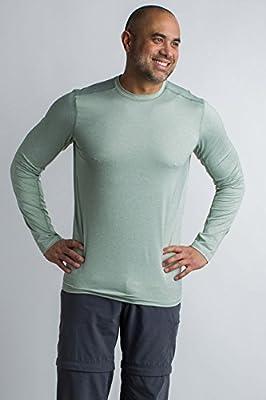 ExOfficio Men's BugsAway Tarka Lightweight Long-Sleeve Shirt