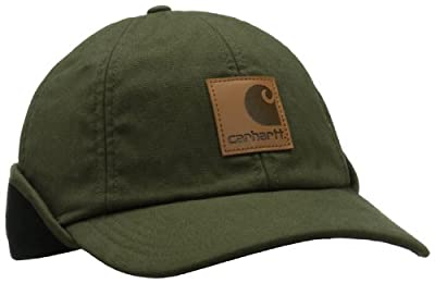 Carhartt Men's Workflex Ear Flap Cap from Carhartt Sportswear - Mens