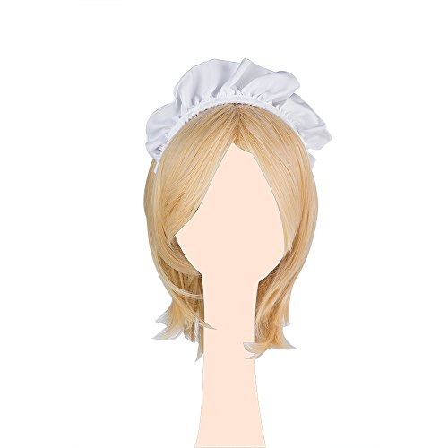 [Maid culture Cosplay Accessories maid Maid Headwear 10st] (Maid Hat)