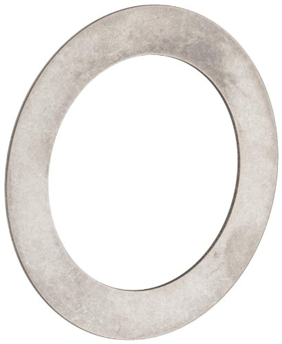 1 Thrust Washer (INA AS85110 Thrust Roller Bearing Washer, Metric, 85mm ID, 110mm OD, 1mm Width)