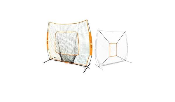 Bownet Pitching Net Baseball Strike Zone Practice Hitting Accessory Target Sport