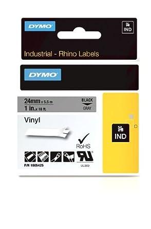 DYMO 1805425 cinta para impresora de etiquetas - Cintas para impresoras de etiquetas (Vinilo, Caja, Bélgica)