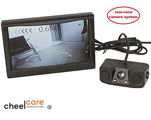 - Aware-A2 Backup Camera for Scooters and Power Wheelchairs