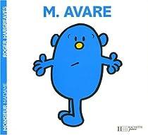 Monsieur Avare par Hargreaves