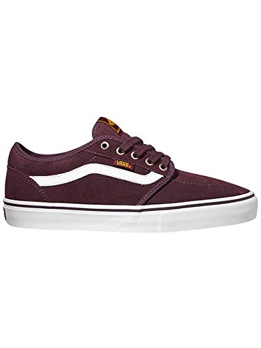 Vans Men's M Lindero 2 Trainers Red Size: Burgundy clearance store online free shipping best prices newest sale online cheap sale shop for outlet new styles MCnNAaf