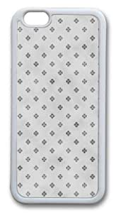 ipod touch4 Case, ipod touch4 Cases - pattern TPU Rubber Soft Case Back Cover for ipod touch4 White