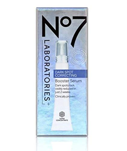 No7 LABORATORIES DARK SPOT CORRECTING Booster Serum (Best Serum For Dark Spots)