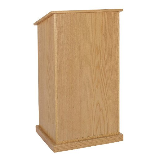 (Chancellor Lectern- Without Sound in Walnut)