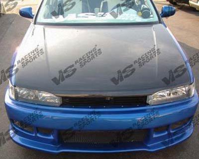 Accord Vis Oem Carbon Fiber (VIS 90-93 Honda Accord Carbon Fiber Hood OEM CB7 91/92)
