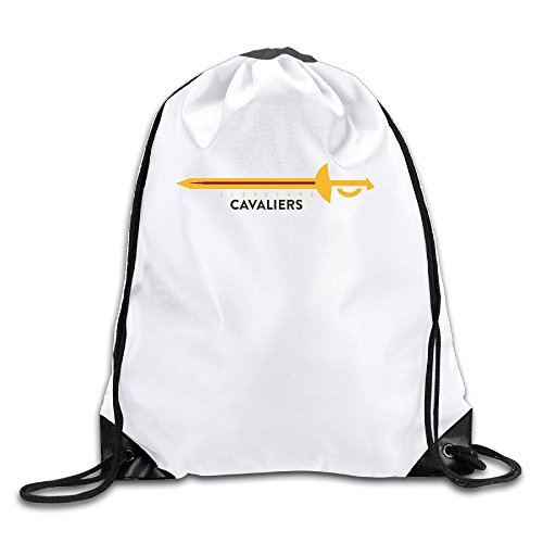 - Cleveland Cavaliers Fans Support Handbags Drawstring Backpack Travel Bag Large Nylon Bags