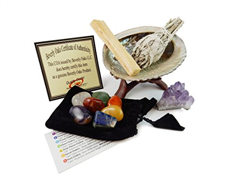 healing stone chart - 8