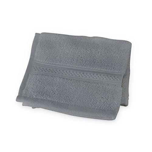Dr。Mercola有機コットンWash Cloth (グレー) B074VCYSFY
