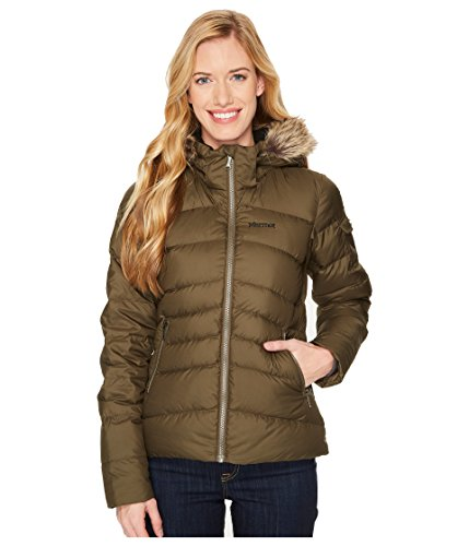 Marmot Women's Ithaca Jacket Deep Olive X-Small