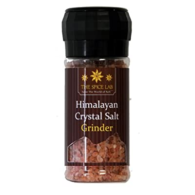 The Spice Lab's 1 Kg Bags of Himalayan Coarse Grinder Salt by The Spice Lab Inc.
