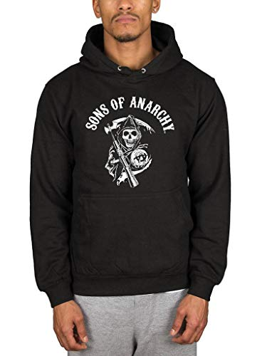Official Sons of Anarchy Classic Reaper Hoodie