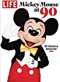 Book cover from LIFE Mickey Mouse at 90: LIFE Celebrates an American Icon by The Editors of LIFE