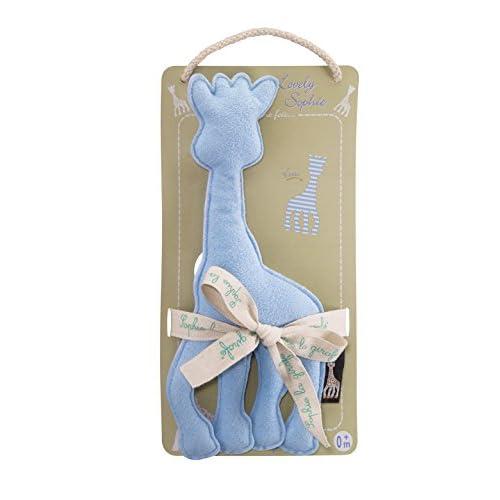 Vulli - Il était une fois - Lovely Sophie la Girafe - Peluche Bleue