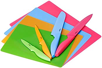 Ozeri Elite Chef 12 Piece Knife & Cutting Mat Set