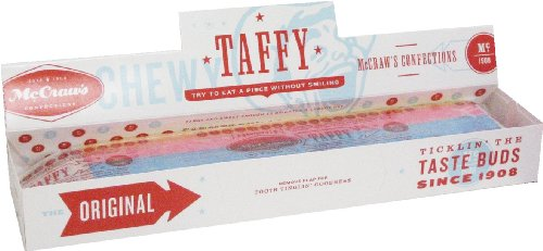 Giant Old Fashioned Taffy 24ct. (Giant Old Fashioned)