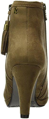 Refresh 62276 - Botas de caña baja sin forro Mujer Marrón - Marrón