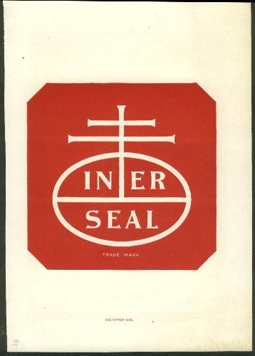 - Inner Seal NABISCO National Biscuit Company ad insert ca 1910