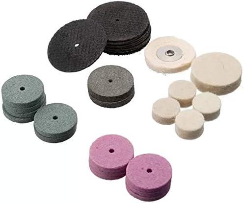 Polishing Accessories Manual Power Tool Accessorie Bit Set Polishing Kits Rotary Tool Accessories 138 Pcs