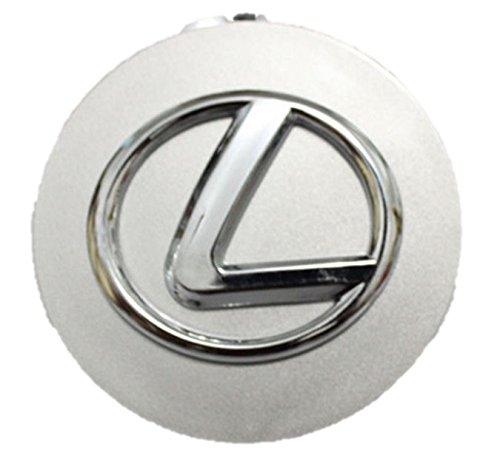 Lexus Center Cap 42603-OE010 42603-OE020 Painted Silver Chrome Logo (Wheel Center Caps Lexus compare prices)