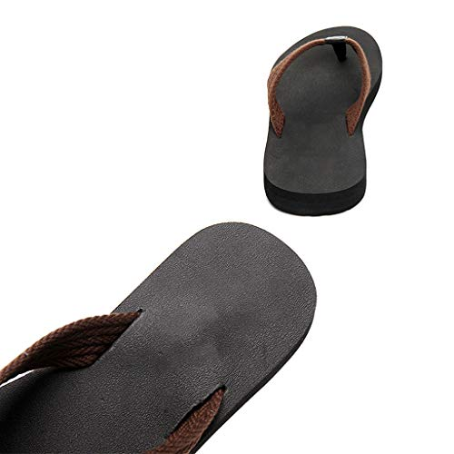 Color Verano Hombres 43 42 Antideslizantes para Resistentes HUYP Al Zapatillas Deporte Chanclas Desgaste De Baño De xUwnOqfA