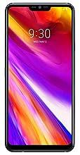 "LG LMG710 - Smartphone de 6.1"" (Octa-Core 2.8 GHz Qualcomm Snapdragon 845, RAM de 4 GB, Memoria de 64 GB, cámara de 16 MP, Android 8.0 Oreo) Color Negro (New Aurora Black)"