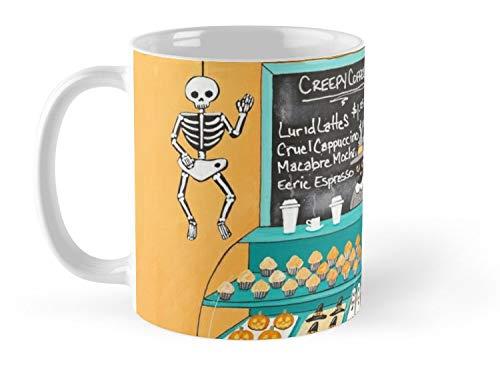 (The Halloween Bakery 11oz Mug - Made from Ceramic - Best gift for family)