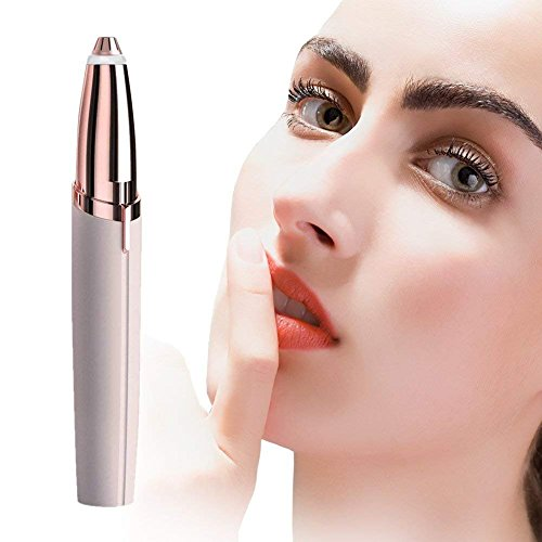 Apipi Finishing Touch Flawless Brows Blush/Rose Gold for Woman -Eyebrow Hair Remover As Seen on TV by Apipi