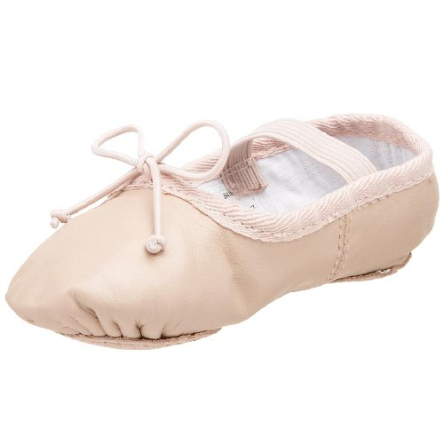 Dance Class B410 Split-Sole Ballet Shoe ,Pink,10.5 M US Litt