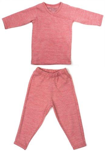Raspberry Pigiama Kids Bebè pezzi maschietto Merino due fvZqx17
