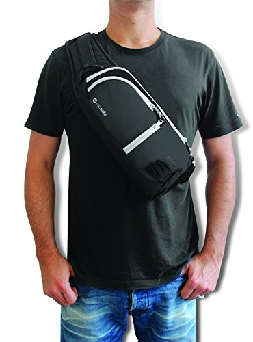 Pacsafe Venturesafe 150 GII Anti-Theft Cross Body Pack,