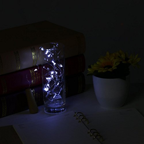 Solar Fairy Lights Outdoor B Q in US - 9