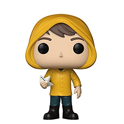 Funko POP! Movies: IT Georgie with Boat (Styles May Vary) Collectible Figure, Multicolor: Funko Pop! Movies:: Toys & Games