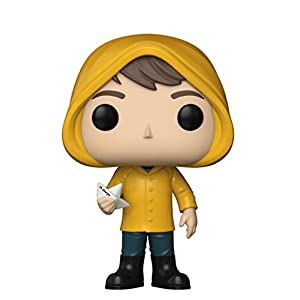 Funko POP! Movies: IT Georgie with Boat (Styles May Vary) Collectible Figure, Multicolor