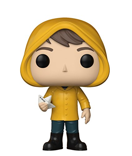 Funko POP! Movies: IT Georgie with Boat (Styles May Vary) Collectible Figure, Multicolor]()