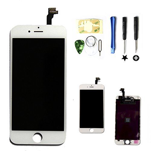 PassionTR Touchscreen Digitizer Replacement Instruction
