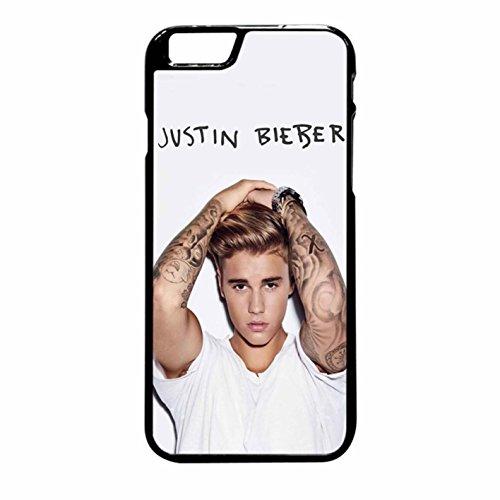 Justin Beiber 2 iPhone 6 Plus/6s Plus Case (Black Plastic)