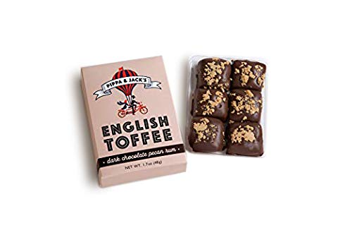 (Gift Pack Chocolate Covered Toffee - Pippa & Jacks)