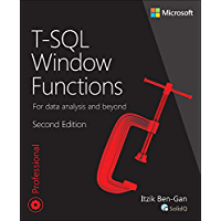 T-SQL Window Functions: For data analysis and beyond (Developer Reference)