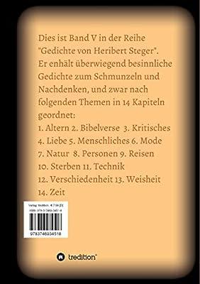 Die Dichter Heribert Steger Walter Maus Amazonae The
