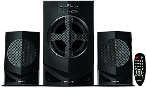 Philips IN MMS2030F/942.1 Speakers  Black